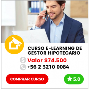 Curso Online de Gestor Hipotecario