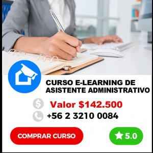 Curso Online de Asistente Administrativo