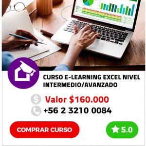 Curso Online de Excel Nivel Intermedio/Avanzado